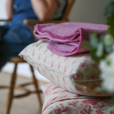 Cushions by Helen Izzard Designs