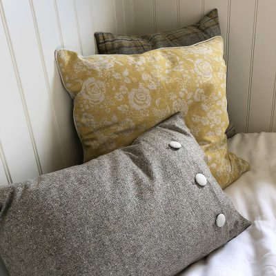 Dither & Faff Cushions