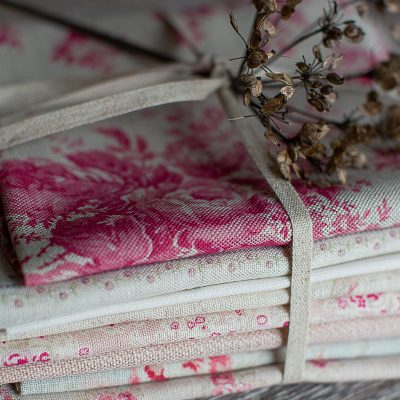 Bundles of Beautiful Craft Linens