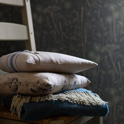 Cushions by Cabbages & Roses